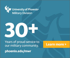 University of Phoenix Military Division