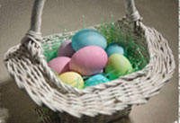 Easter-Eggs-in-basket