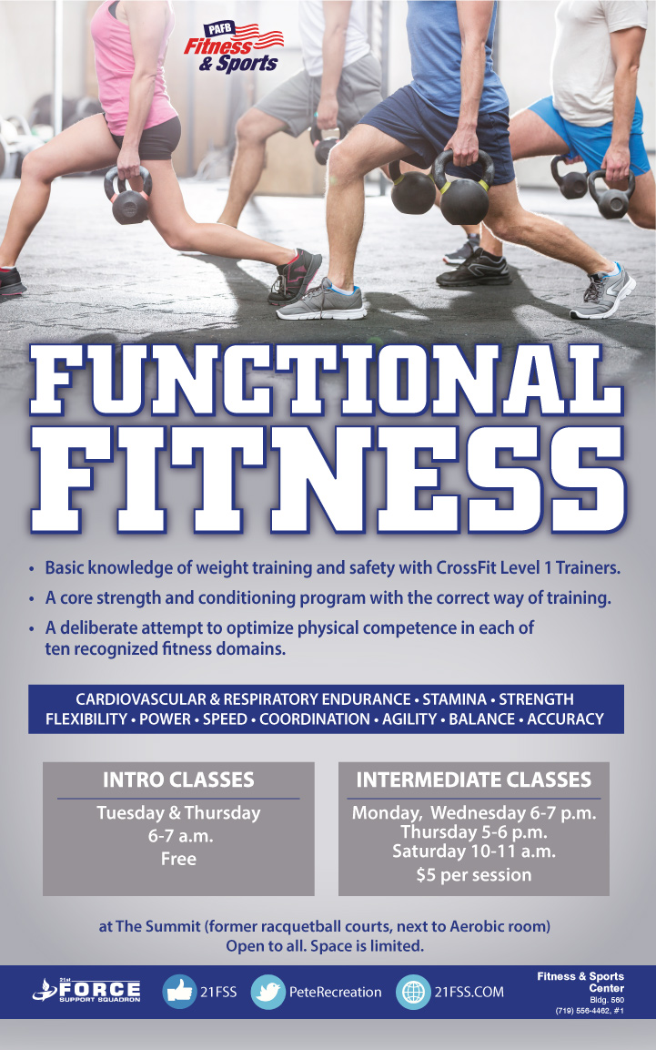 Functional Fitness Poster 17