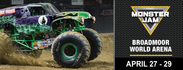 MonsterJam at Broadmoor World Arena- 2018 - 21 FSS