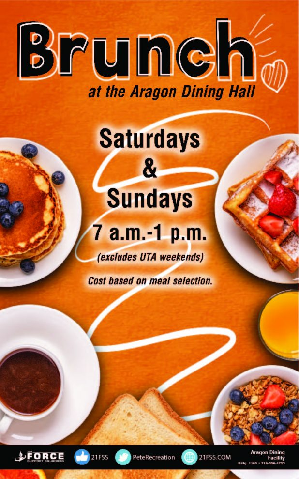 Aragon Dining Facility - 21 FSS - Peterson Air Force Base 21st Force