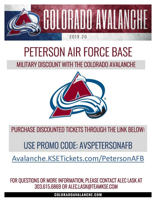 Tickets - 21 FSS - Peterson Air Force Base 21st Force